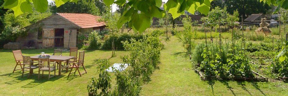 Centrum voor natuurlijk tuinieren